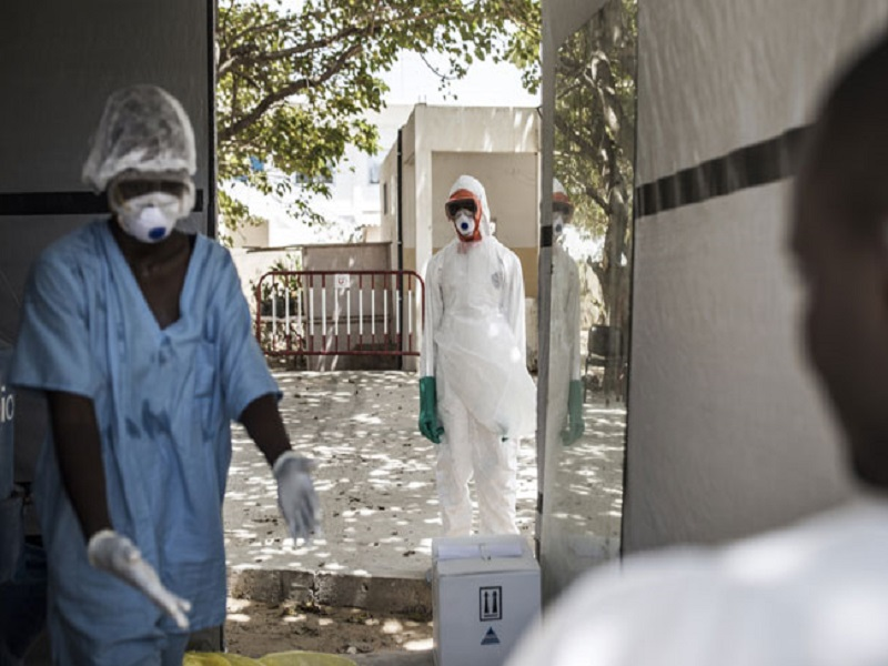 Point #Covid_19 de ce 3 février: 285 nouvelles contaminations, 7 décès et 60 patients en Réa