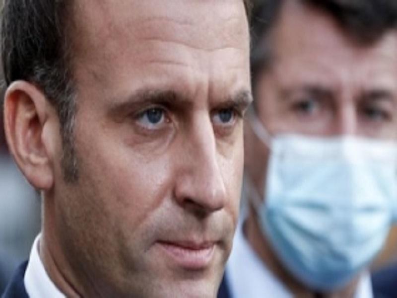Macron promet un vaccin « d'ici la fin de l'été » à tous les Français