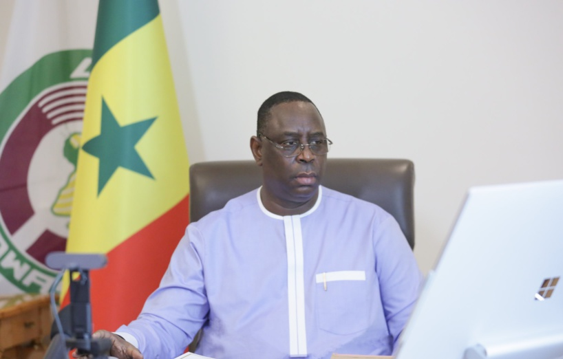 Macky Sall prend part ce samedi au 34e sommet de l'Union africaine