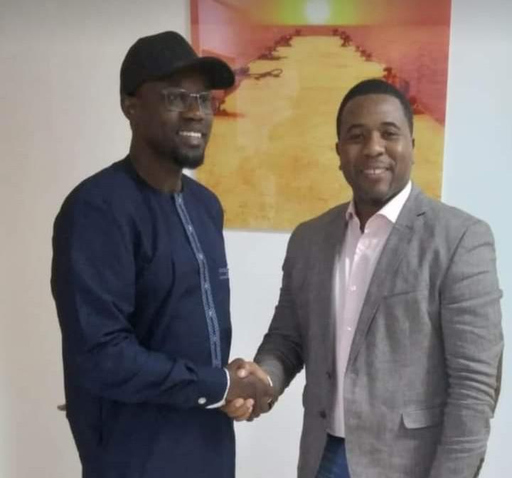 Bougane Gueye réitère sa confiance et son soutien à Ousmane Sonko