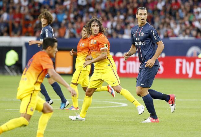 """Ligue des Champions 1/4 finale - Le PSG défie """"la meilleure équipe de l'histoire"""" prévient Ibrahimovic"""