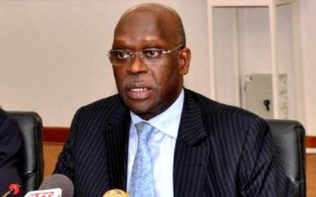 Le ministre des Finances Amadou KANE remonte les bretelles à Idrissa SECK