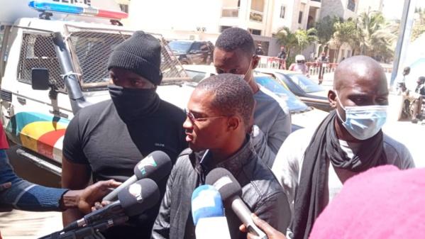 Cité Keur Gorgui: la Police interdit aux membres du FRAPP l'accès au domicile de Sonko