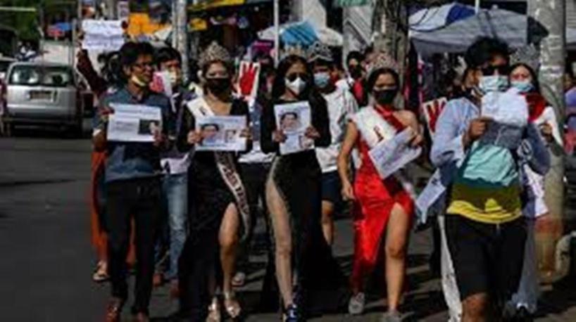 Birmanie: la jeunesse en première ligne, la démocratie à tout prix