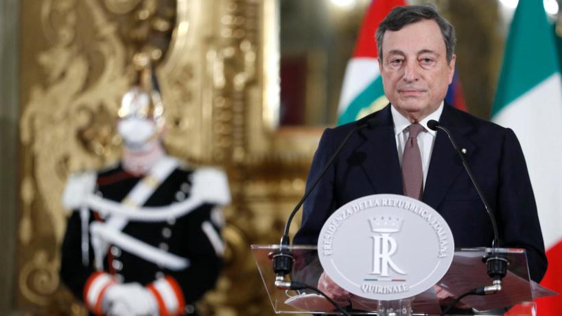 Italie: Mario Draghi a officiellement prêté serment comme Premier ministre