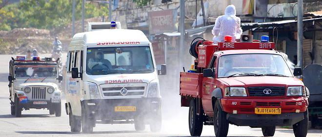 Au moins 19 morts dans l'explosion d'une usine de pétards en Inde