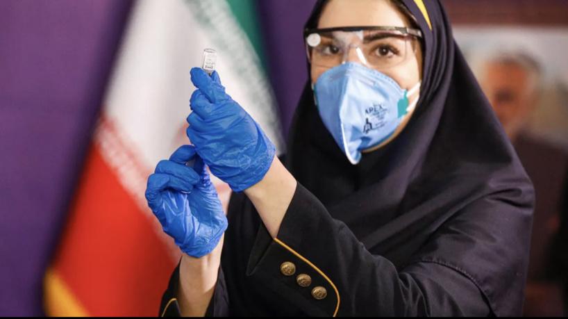 Pandémie de coronavirus: le président iranien met en garde contre une «quatrième vague»