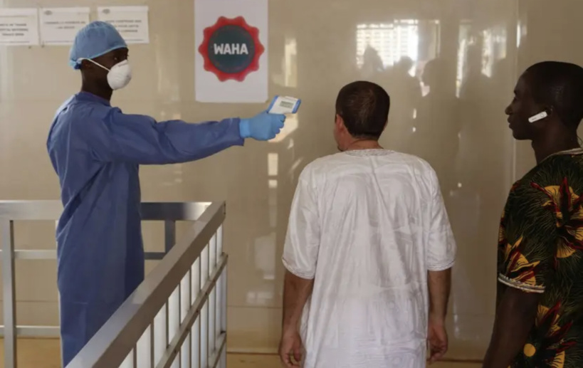 Les signes inquiétants d'Ebola signalés en Guinée: 3 malades isolés et 3 décès