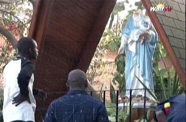 Profanation de l'église des Parcelles Assainies : l'auteur de l'acte identifié