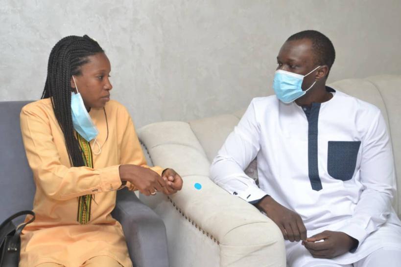 Fatima Mbengue du Pastef libérée par la DIC