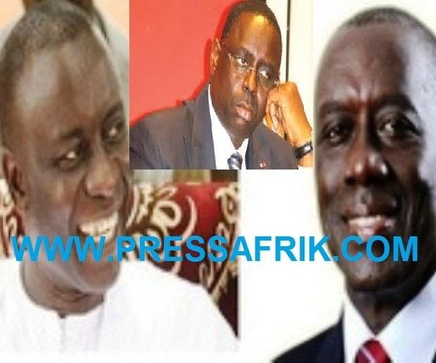 Après les missiles d'Idrissa Seck, Macky Sall encaisse les projectiles de Landing Savané
