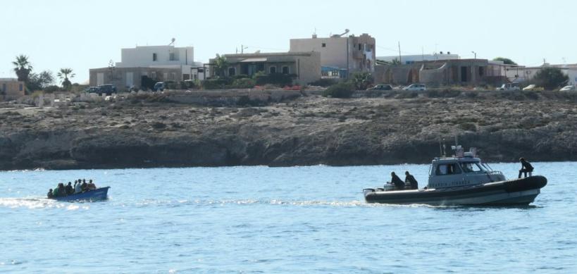 Naufrage au large de Lampedusa : un mort et 22 disparus