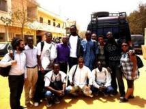 Tandem Dakar-Paris 2013: les blogueurs de Mondoblog sur le thème de la ville de Dakar