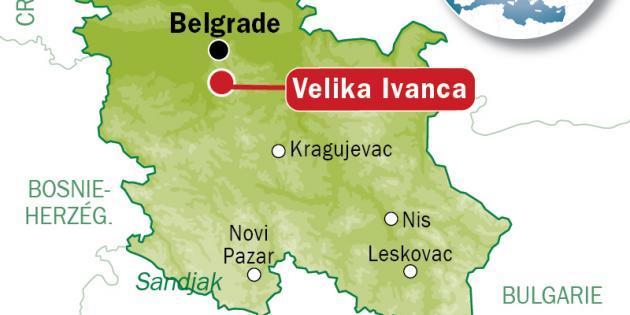 Serbie: un forcené tue 13 personnes dans un village
