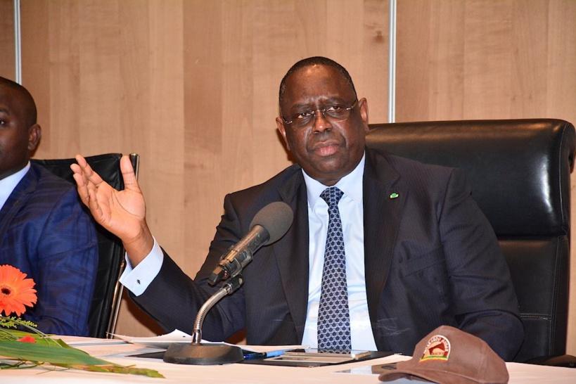 Loi sur le partage des revenus pétro-gaziers: Macky donne un ultimatum à Abdoulaye Daouda Diallo
