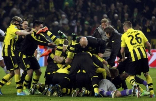 Incroyable Dortmund...