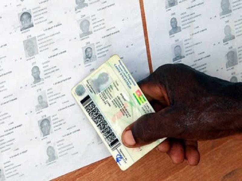 Audit du fichier électoral: la méthodologie de travail des 4 experts présentée à la Commission politique