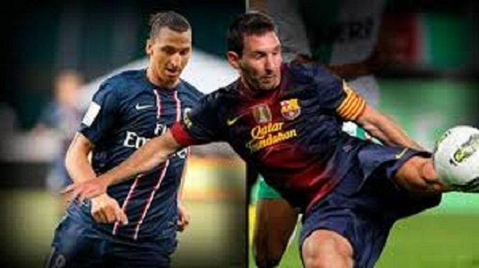 C1-1/4 finale retour Barça vs PSG: les joueurs de Ligue 1 font leurs pronostics