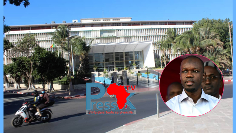 Affaire Sonko-Adji Sarr: La commission Ad hoc présentera son rapport à l'Assemblée nationale ce lundi