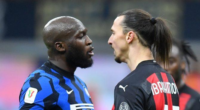 Série A : Lukaku a chambré Ibrahimovic durant le derby de Milan