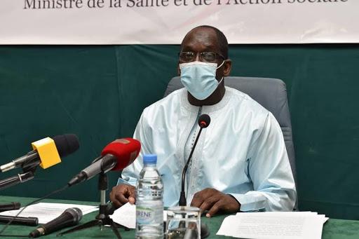 Sénégal: le Comité de suivi et de contrôle des opérations de vaccination contre la Covid_19 installé