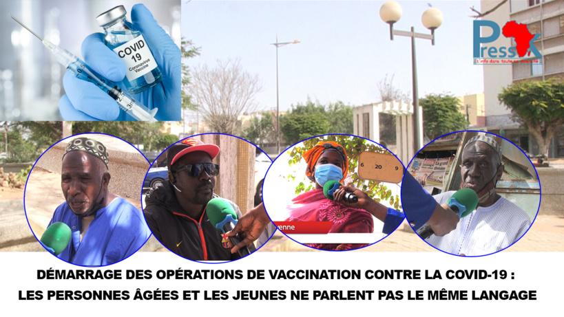 Campagne de vaccination contre la Covid-19 : les personnes âgées et les jeunes ne parlent pas le même langage