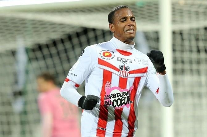 Ajaccion: Saison terminée pour Ricardo Faty