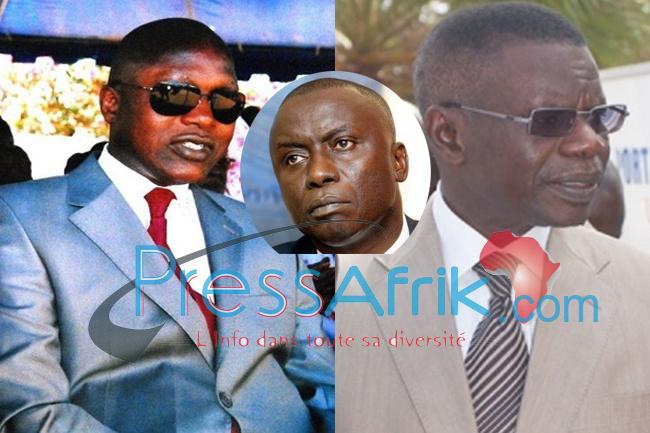 Pape DIOUF de Rewmi : Les propos d'Idrissa SECK n'engagent que lui