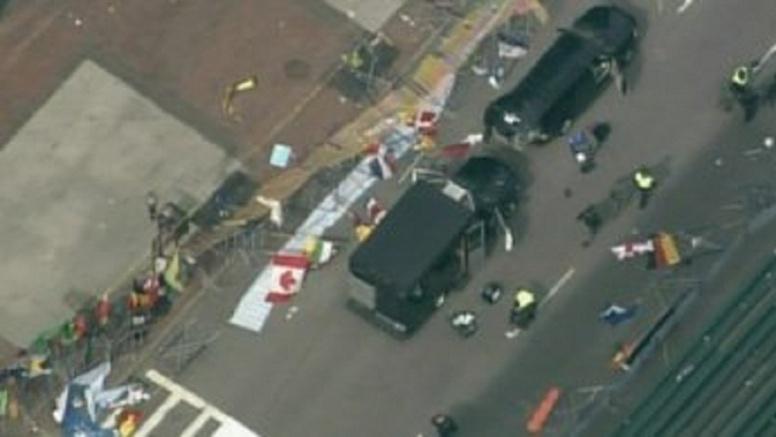 Deux explosions retentissent au cœur de Boston