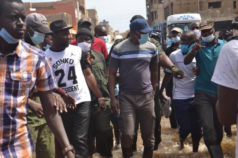 Ousmane Sonko : « cette commission ne peut pas lever mon immunité parlementaire et je ne répondrai pas à la convocation »