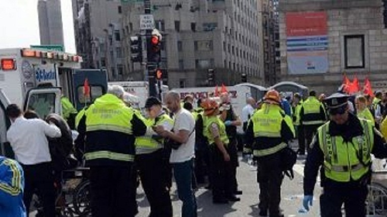 Explosions à Boston: le FBI étudie deux pistes, dont celle de l'attentat islamiste
