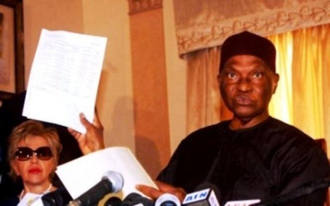Annoncé à Dakar, l'ancien président Abdoulaye Wade nie: «ma venue à Dakar n'est même pas à l'ordre du jour»