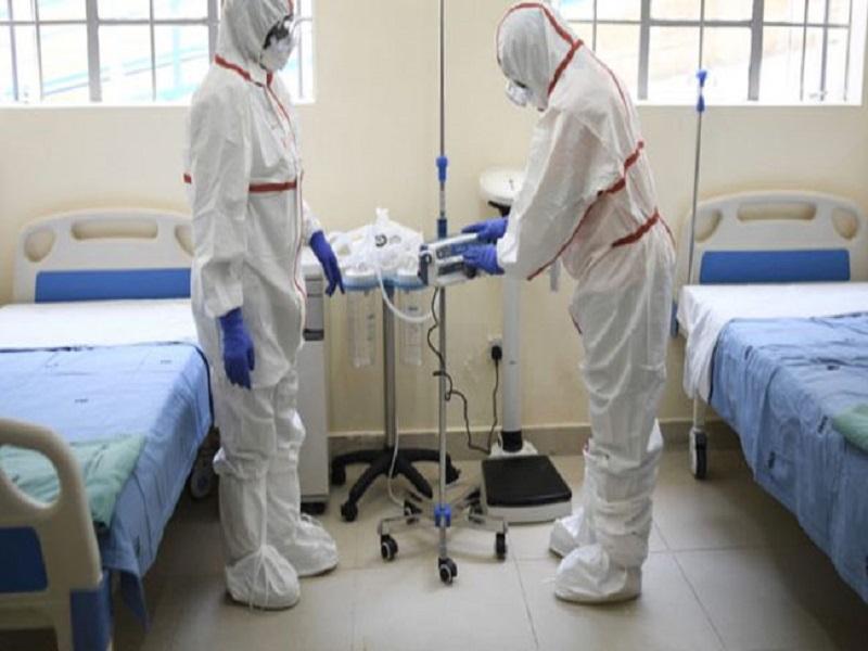 Point #Covid_19 ce vendredi : 5 décès de plus, 290 nouvelles contaminations et 50 cas en réanimation