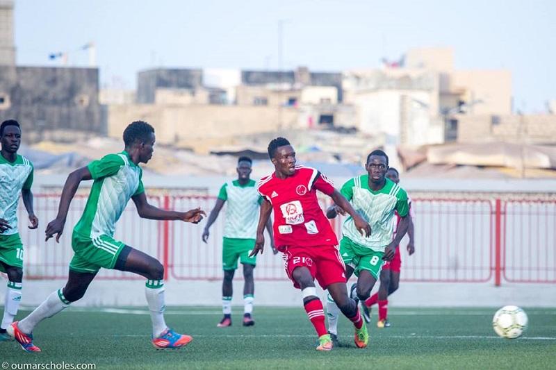 Ligue 1 sénégalaise: Génération Foot domine Jaraaf, Diambar reste leader