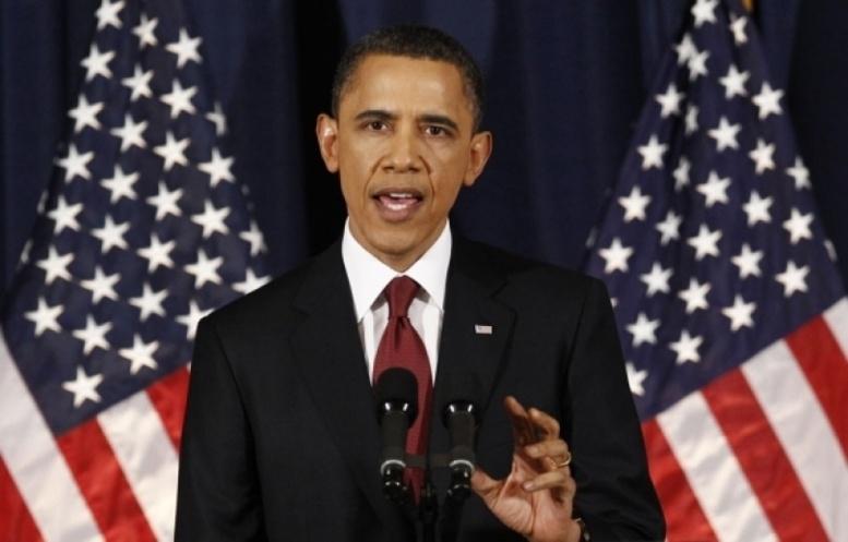 Barack Obama rend hommage aux victimes de l'attentat, à Boston