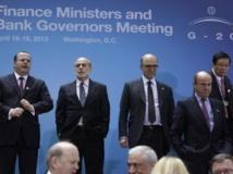 Le G20 constate l'immense tâche à accomplir pour relancer l'économie mondiale