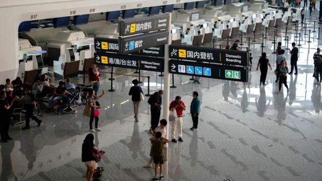 Covid : le Japon demande à la Chine d'arrêter les tests anaux sur ses citoyens
