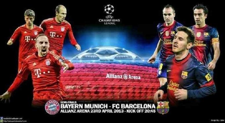 C1-Bayern vs Barça: les compos probables
