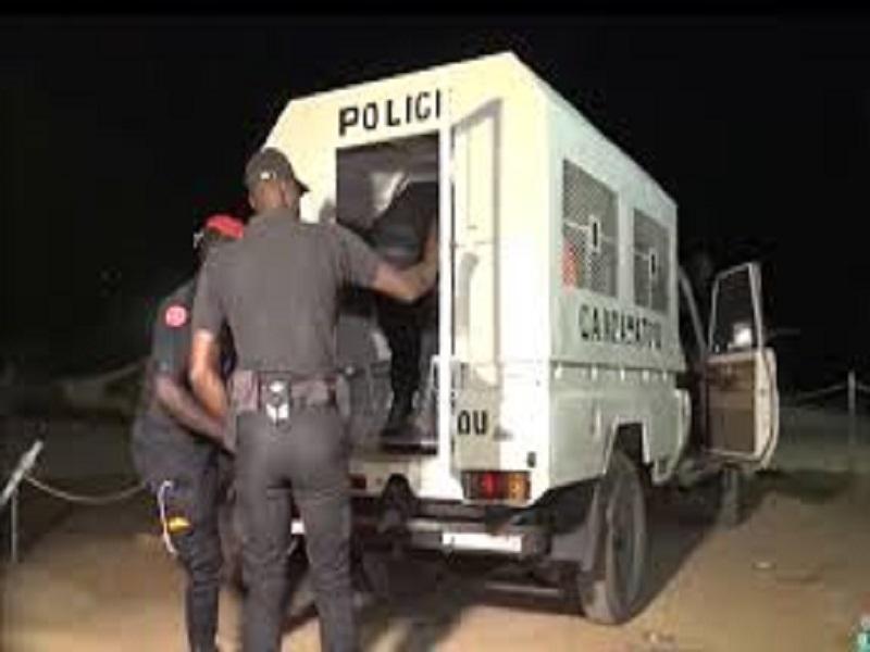 Mbacké : 15 jeunes arrêtés, 3 blessés dont un grièvement enregistrés