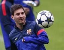 C1-Bayern vs Barça: Messi sur ses gardes
