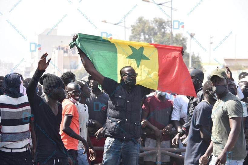 Sénégal : plusieurs manifestations à Dakar et dans plusieurs régions