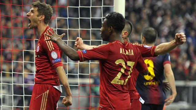 Ligue des champions 2013: Le Bayern Munich humilie le FC Barcelone (4-0) à l'Allianz-Arena