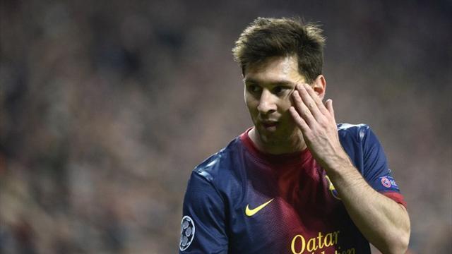 """Ligue des champions - Barça accuse contre Bayern (4-0): """"Ils nous ont donné une fessée"""", selon Piqué"""
