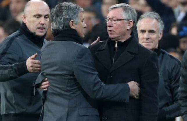 L'hommage de Mourinho à Ferguson