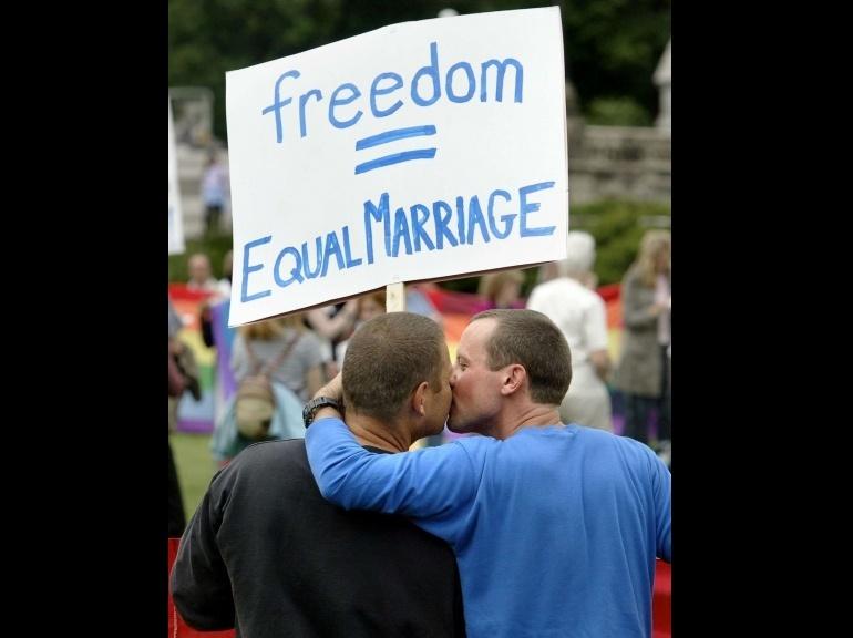 La France, 14e pays dans le monde à adopter le mariage gay