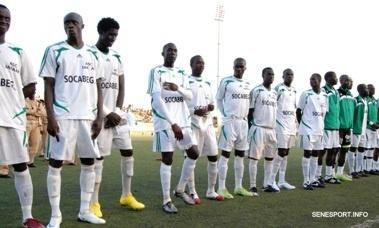 Ligue 1 Sénégalaise: les joueurs du Jaraaf rangent leurs crampons