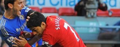 Premier League - Suarez prend dix matches !