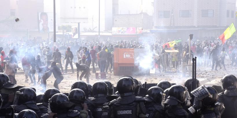 """Manifestation pour le maintien de la démocratie : La LD Debout exhorte """"le peuple souverain à intensifier la mobilisation"""""""