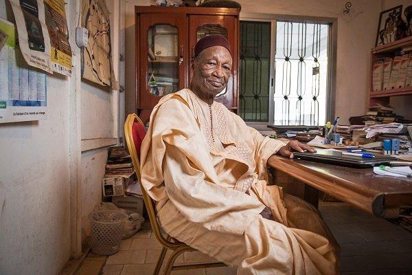 Dakar: décès de l'écrivain Djibril Tamsir Niane