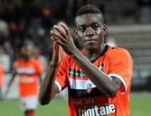 Lorient: Saison terminée pour A. Traoré